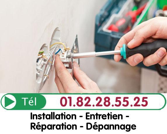 Depannage Electricite Cregy les Meaux 77124