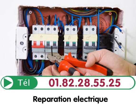 Réparation Panne Electrique Aulnay sous Bois 93600