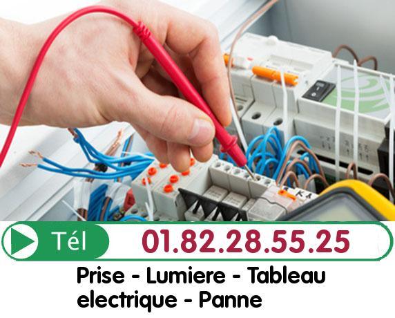 Réparation Panne Electrique Coubron 93470