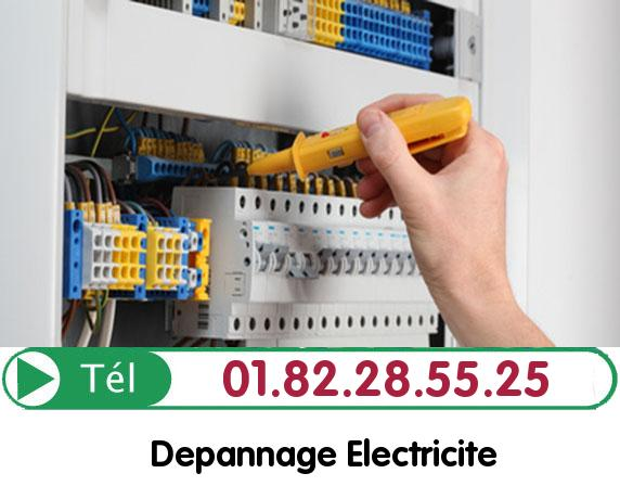 Réparation Panne Electrique Livry Gargan 93190